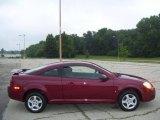 2007 Sport Red Tint Coat Chevrolet Cobalt LT Coupe #13927574