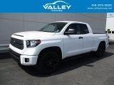 2020 Super White Toyota Tundra SX Double Cab 4x4 #139498998