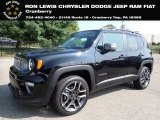 2020 Black Jeep Renegade Limited 4x4 #139499027