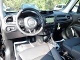 2020 Jeep Renegade Limited 4x4 Black Interior