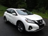 2019 Nissan Murano Platinum Data, Info and Specs