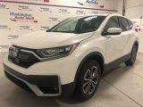 2020 Platinum White Pearl Honda CR-V EX AWD #139499050