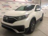 2020 Platinum White Pearl Honda CR-V EX-L AWD #139499048