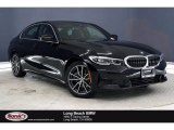 2020 Jet Black BMW 3 Series 330i Sedan #139517674