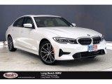 2020 Mineral White Metallic BMW 3 Series 330i Sedan #139531598
