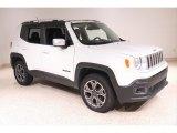 2016 Alpine White Jeep Renegade Limited 4x4 #139535267