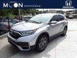 2020 Lunar Silver Metallic Honda CR-V EX AWD Hybrid #139535202
