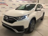 2020 Platinum White Pearl Honda CR-V EX-L AWD #139535151