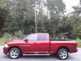 2012 Deep Cherry Red Crystal Pearl Dodge Ram 1500 Sport Quad Cab 4x4 #139546560