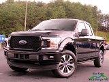 2020 Agate Black Ford F150 STX SuperCab 4x4 #139546556