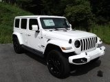 2021 Jeep Wrangler Unlimited Bright White