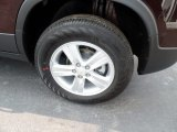 Chevrolet Trax Wheels and Tires