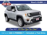 2020 Glacier Metallic Jeep Renegade Latitude 4x4 #139571587
