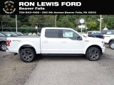 2020 Oxford White Ford F150 XLT SuperCrew 4x4 #139571609