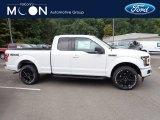 2020 Oxford White Ford F150 XLT SuperCab 4x4 #139571705