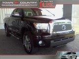 2007 Black Toyota Tundra Limited Double Cab 4x4 #13945205