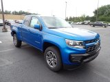 2021 Chevrolet Colorado WT Extended Cab 4x4 Data, Info and Specs