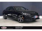 2021 Jet Black BMW 3 Series 330i Sedan #139571743