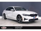 2021 Alpine White BMW 3 Series 330i Sedan #139571741