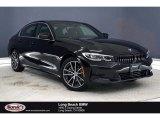 2020 Jet Black BMW 3 Series 330i Sedan #139571734