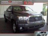 2007 Slate Metallic Toyota Tundra Limited Double Cab #13945221