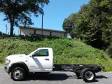 2020 Ram 4500 Tradesman Regular Cab 4x4 Chassis
