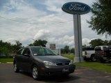 2005 Liquid Grey Metallic Ford Focus ZX5 SES Hatchback #13884129