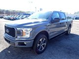 2020 Ford F150 Abyss Gray