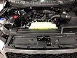 2020 Ford F150 STX SuperCrew 4x4 5.0 Liter DOHC 32-Valve Ti-VCT E85 V8 Engine