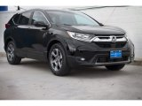 2020 Crystal Black Pearl Honda CR-V EX #139629884