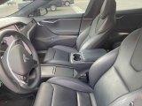 Tesla Model S Interiors