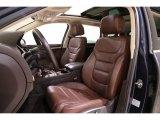 Volkswagen Touareg Interiors