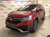 2020 Radiant Red Metallic Honda CR-V EX-L AWD #139646517