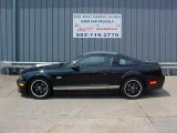 2007 Black Ford Mustang Shelby GT Coupe #13896237