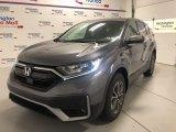 2020 Modern Steel Metallic Honda CR-V EX-L AWD #139646513