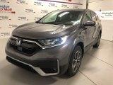 2020 Modern Steel Metallic Honda CR-V EX-L AWD #139646512