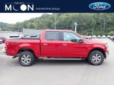 2020 Rapid Red Ford F150 XLT SuperCrew 4x4 #139646566
