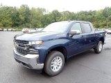 2020 Northsky Blue Metallic Chevrolet Silverado 1500 LT Crew Cab 4x4 #139646533
