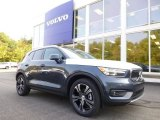 Volvo XC40 Data, Info and Specs