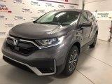 2020 Modern Steel Metallic Honda CR-V EX AWD #139659056