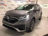 2020 Modern Steel Metallic Honda CR-V EX AWD #139659053