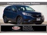 2016 Obsidian Blue Pearl Honda CR-V SE #139659078