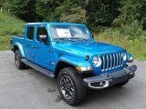 Jeep Gladiator Data, Info and Specs