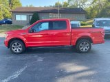 2018 Race Red Ford F150 XLT SuperCrew 4x4 #139667597