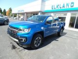 2021 Chevrolet Colorado Z71 Crew Cab 4x4