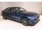 2019 Mediterranean Blue Metallic BMW 3 Series 330i xDrive Sedan #139676972