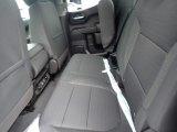 2021 Chevrolet Silverado 1500 LT Double Cab 4x4 Rear Seat