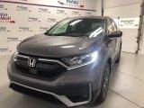 2020 Modern Steel Metallic Honda CR-V EX-L AWD #139676814