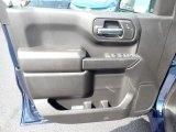 2021 Chevrolet Silverado 1500 Custom Double Cab 4x4 Door Panel