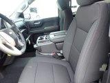 2021 Chevrolet Silverado 1500 Custom Double Cab 4x4 Front Seat